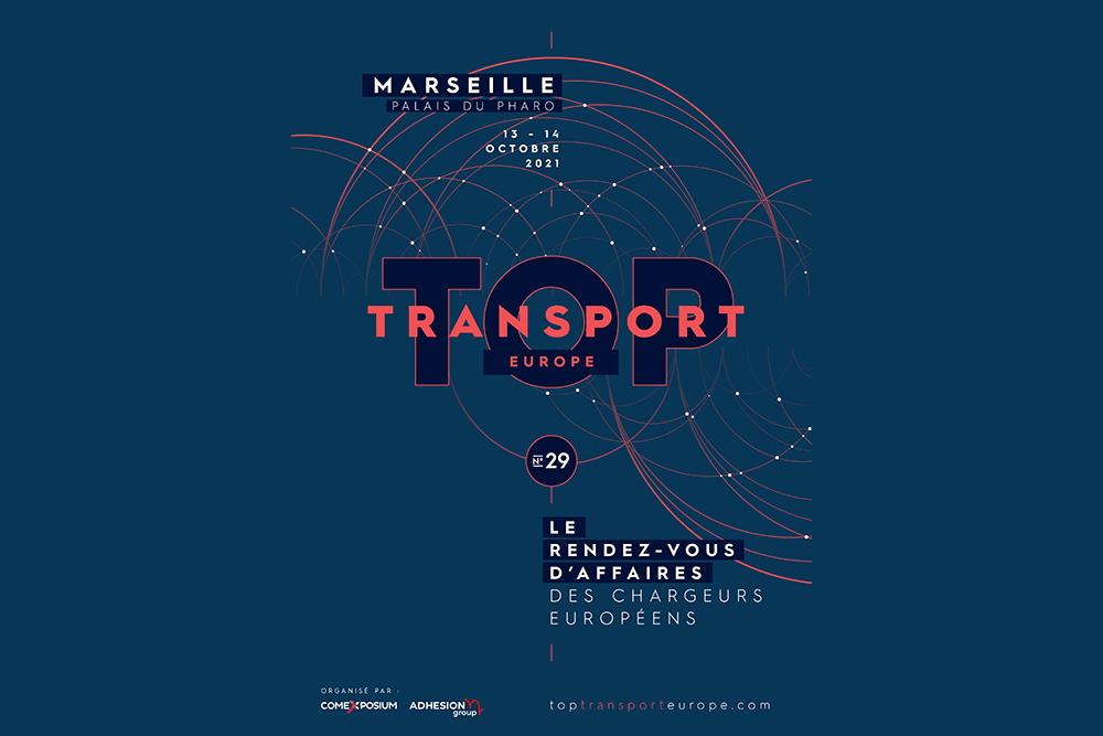 Retrouvez l'équipe FRET21 à Top Transport Europe !