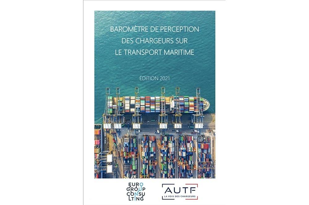 Transport maritime : 2ème édition du baromètre de perception des chargeurs
